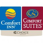 logo for comfort inn
