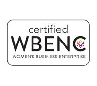 Logo for WBENC