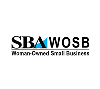 Logo for Woman-Owned Small Business